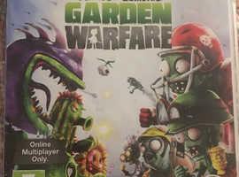 Plants vs Zombies Garden Warfare PS3