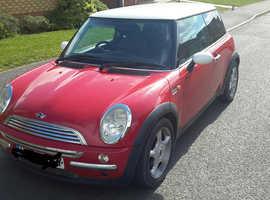 MINI, 2003 (03) Red Hatchback, Manual Petrol,