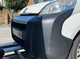 Fiat Fiorino combi, 2013 (13) White other, Manual Diesel, 200000 miles