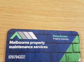 Builder handyman