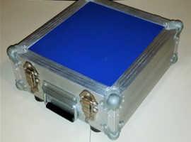 Small  Hard Aluminium  Secure Flight Cases