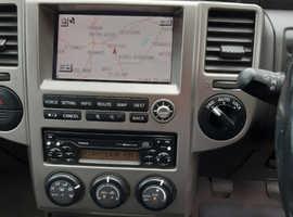 Nissan X-TRAIL, 2004 (54) Silver Estate, Manual Diesel, 114,000 miles