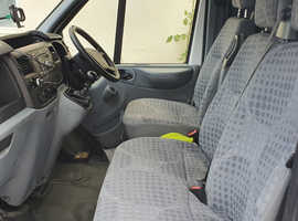 Very good condition! 2011 Ford Transit LWB 350L 100ps