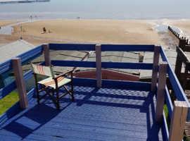Beach Hut for Hire Walton/Frinton on sea