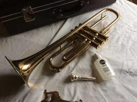 Amati Kraslice Brass Trumpet