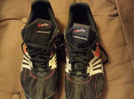 Nike Running Spikes Size 9 Excellent Condition