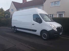 Self employed owner van driver looking for part time regular work