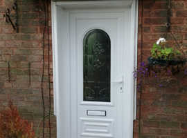 New made to measure high quality UPVc and composite doors supplied and fitted