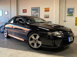 2006 VAUXHALL MONARO 5.7 V8 COUPE BLACK HOLDEN - STUNNING CONDITION