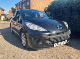 Peugeot 207, 1.6 Diesel, £20 A YEAR ROAD TAX LONG MOT