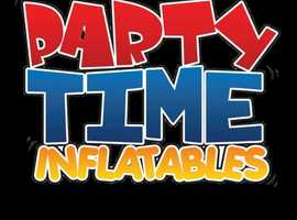 Bouncy Castle, Soft Play and Rodeo Bull hire throughout the North East