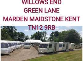 Caravans for sale marden maidstone kent