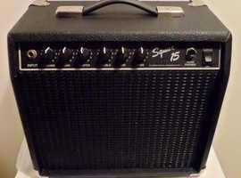 Fender Squier 15 15W Guitar Amp