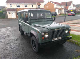 Land Rover 110, Defender, 200tdi, 171,000 miles