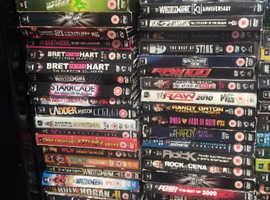 Wwf wrestling dvd boxsets