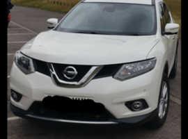 Nissan X-TRAIL, 2015 (65) biay Osiedle, podrcznik Diesel,