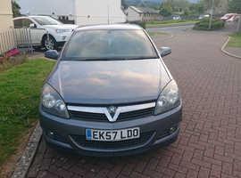 Vauxhall Astra, 2007 (57) Grey Hatchback, Manual Petrol, 149,500 miles