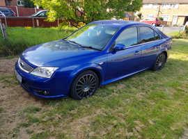 Ford Mondeo, 2007 (07) blue hatchback, Manual Diesel, 137,000 miles