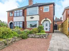 3 Bedroomed Semi in sought after location Stoke On Trent