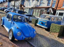 VW super beetle 1303