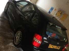 Mazda 323, 2000 (X) Black Hatchback, Manual Petrol, 103,245 miles