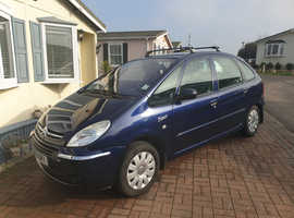 Citroen Xsara, 2006 (56) Blue Estate, Manual Diesel, 89,000 miles