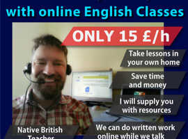 Hello! I'm Tim. A Native British Professional Teacher. Interesting topics for conversation with great resources.