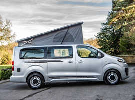Toyota Proace LWB 2.0 2019 with new Wellhouse conversion