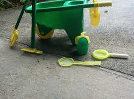 Childs Gardening Set