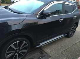 Vauxhall Antara SIDE STEPS