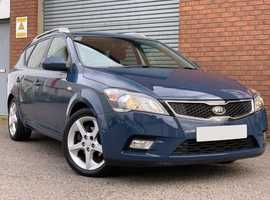 Kia Ceed SW 1.6 CRDI 115 3 Automatic Estate Fabulous Service History with this Automatic Diesel Edition