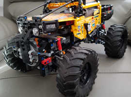 2 lego technic models for sale