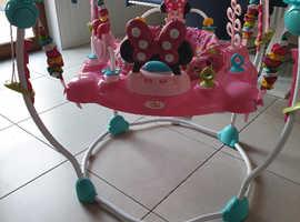Disney Baby Minnie Mouse Jumparoo