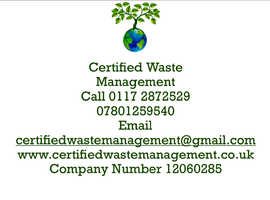 Rubbish clearance waste removal all sorts off waste
