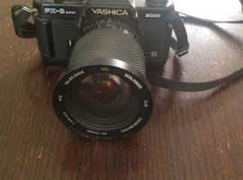 Yashica FX-3 super 2000 film camera