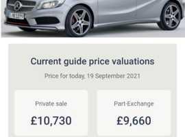 Mercedes A-CLASS, 2015 (64) ,6 speed, Diesel, 46K