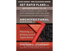Loft conversion |House extension|planning applications