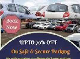 Stansted Airport Parking Deals