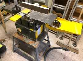 DIY wood work machine