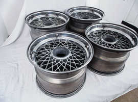 BBS wheels E55 Magnesium from BMW M1 Procar