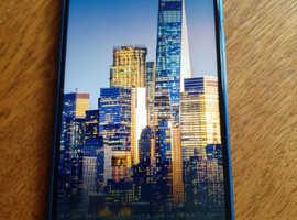 Huawei P20 Lite 64GB Blue cover