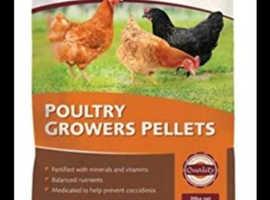 Grower pellets 15kg