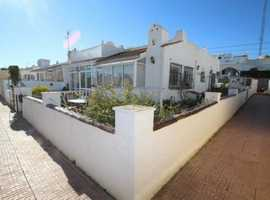Blue Lagoon, Villamartin, Costa Blanca Super Refurbished Fully Furnished Corner Bungalow with Great Views