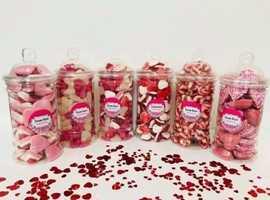 Valentines Day sweeties delivered to your door
