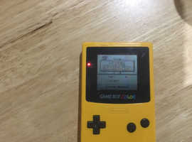 Nintendo Game Boy Color with Games