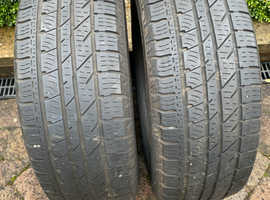 Tyres Continental ContiCrossContact LX 255/65 R17 110 H