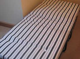 Folding bed - single