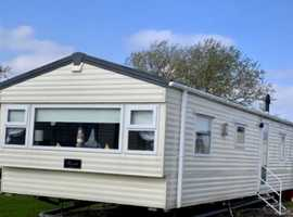 Static Caravan for sale on Haven site