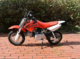 Brand New Honda CRF50 Kids motorbike, 50CC £1300 ono