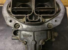 Ford Webber Carburetor 32 DFM (fiesta)